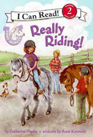 Pony Scouts: Really Riding: I Can Read Level 2