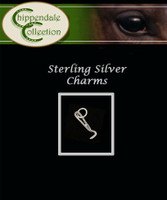 Sterling Silver Charm - Hoof Pick