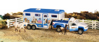 Stablemates Animal Rescue Truck & Trailer