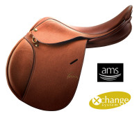 Pessoa A/O Junior Saddle with X-Change Gullet System