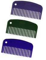 Small Plastic Mane Comb
