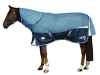 "Weatherbeeta Freestyle 1200D Detach-A-Neck Medium Turnout, 54"" Only"