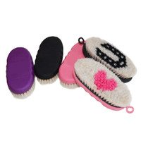 Tail Tamer Soft Touch Pig Bristle Brush