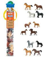 Safari Horses Toob