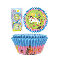 Pony Pals Cupcake Liners, Pack of 100