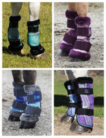Kensington Fly Boots, Set of 4, Mini