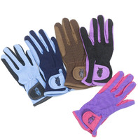 Ovation Pony Rider Gloves, Youth Sizes A & B