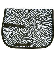 Toklat Zebra Pony Saddle Pad