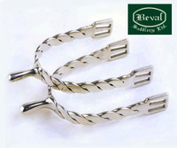 Beval Twisted Side Spurs, Childs & Ladies