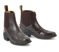 Ovation Children's Synergy Front Zip Paddock Boots
