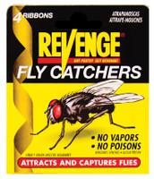 Revenge Fly Strips- Pack of 4