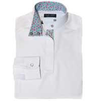 Essex Classics Talent Yarn Girls Long Sleeve Shirt, Valentina, Sizes S - XL