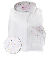 RJ Classics Prestige Spruce Jr Shirt - White with Stars, XS - L