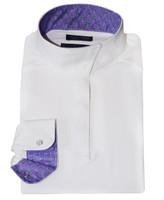 Essex Classics Talent Yarn Girls Long Sleeve Shirt, Purple Palma, Sizes S - XL