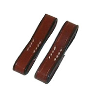 Kincade Leather Bit Loops