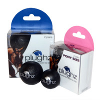 Plughz High Performance Ear Plugs, 2 Pair, Two Sizes