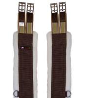 Walsh Synthetic Sheepskin Girth, 38'' - 48''