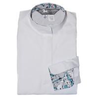 RJ Classics Rebecca Jr Shirt - White with French Bulldogs, XS - XL