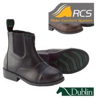 Dublin RCS Advance Kids Zip Up, Size 5 Only