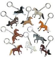 Soapie Ponies Key Ring