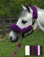 Pony Halter Fleece Set