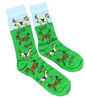 Silly Horse Socks - Two Sizes