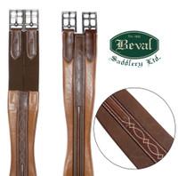 Beval LTD 2 RaisedFancy Stitched Girth 36'' - 48''
