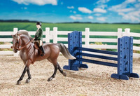 Breyer Stablemates Show Jumping Set