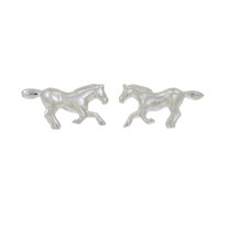 Horse Stud Earrings (Small) (ER18)