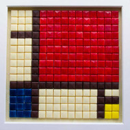 Piet Mondrian and Chocolates