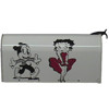 Vinyl Graphic Mailbox Betty Boop