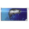 Vinyl Graphic Mailbox Fish
