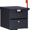 Roadside Locking Aluminum Mailbox