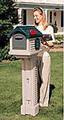 MailMaster Villager Mailbox DISCONTINUED