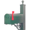Heavy-Duty Mailbox & Victorian Post Package