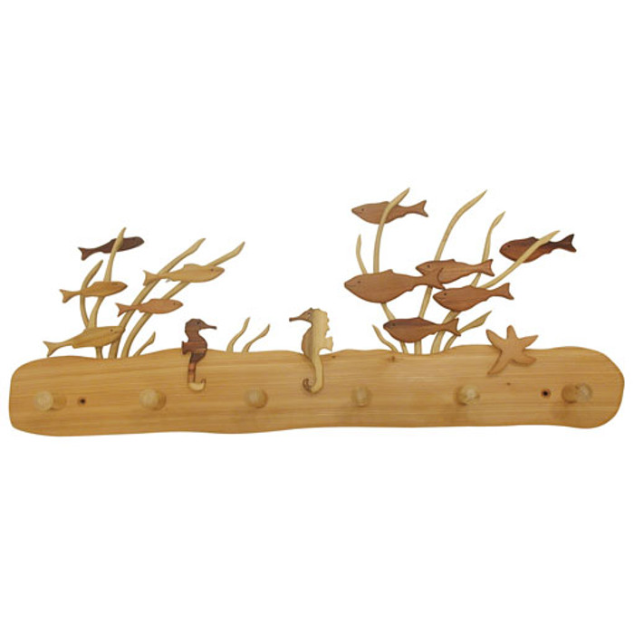 south seas coat rack