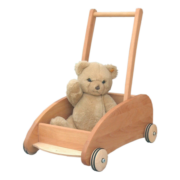 baby walker cart push wagon