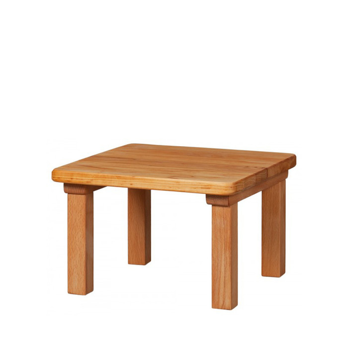 Dolly furniture, wooden toy table.  Made in Germany.