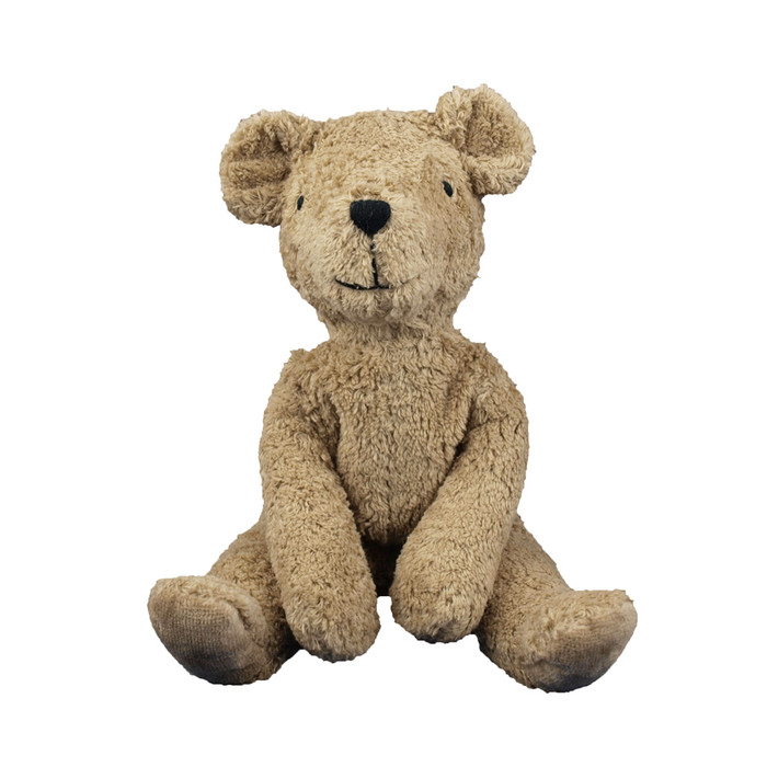 floppy bear, beige small