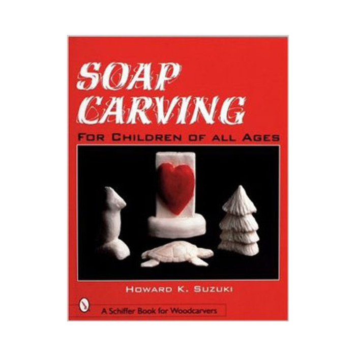 Soap Carving for Children of All Ages