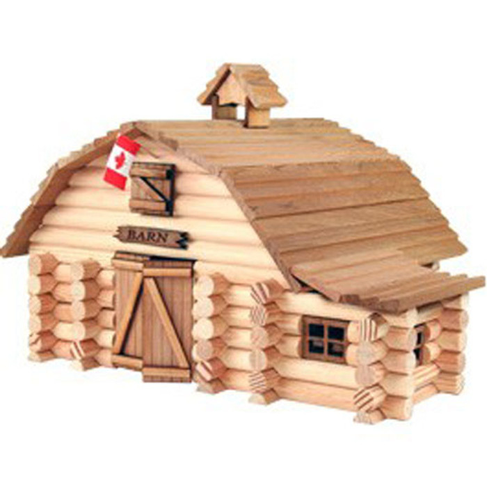 homesteader barn model kit