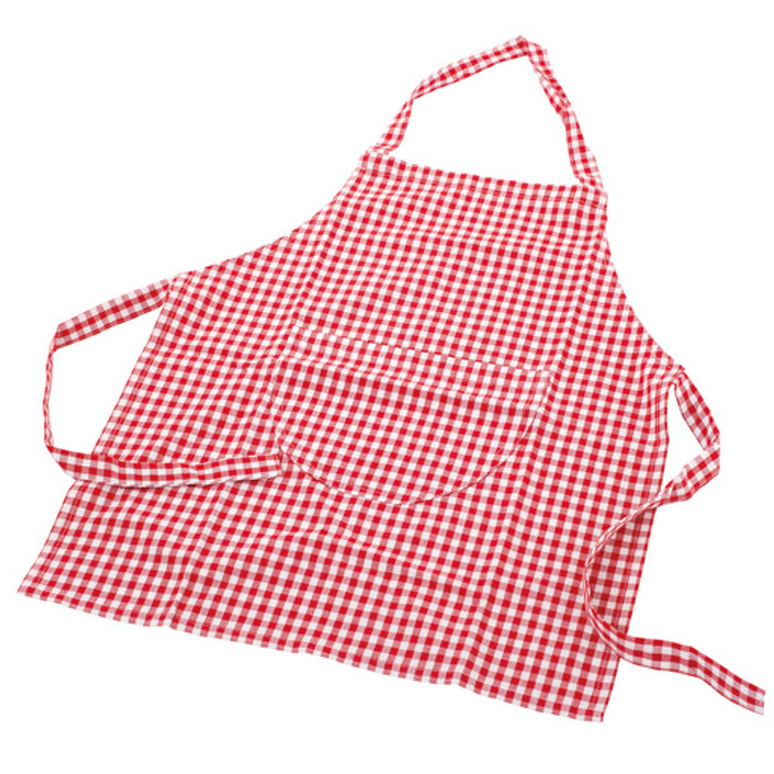 children's cotton apron