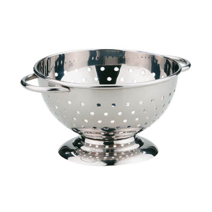 stainless steel mini colander