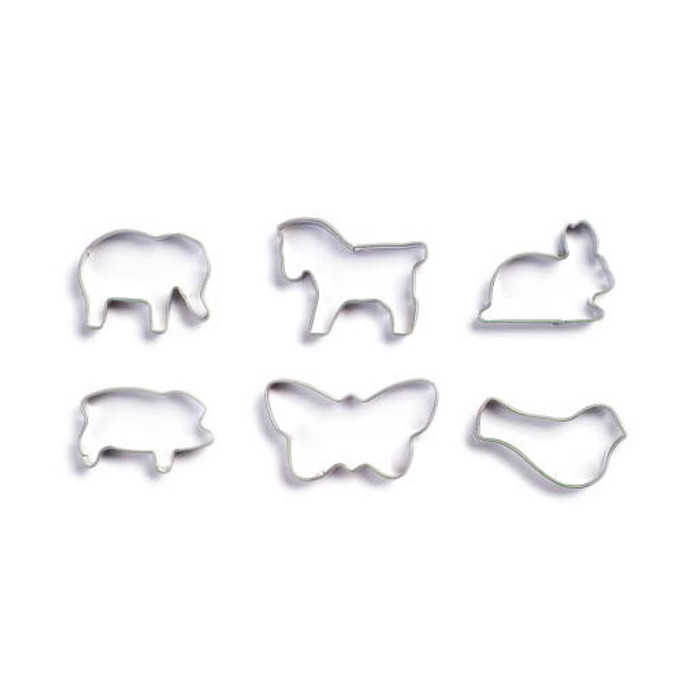 animal small shape cutters