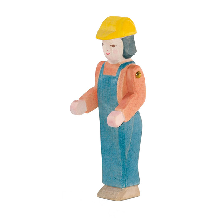 Ostheimer Construction Worker (retired product)