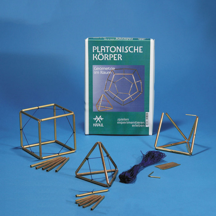 Platonic Solids - Geometry within Space