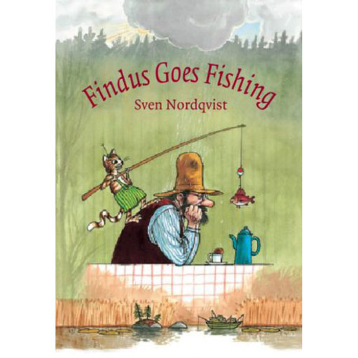 Findus Goes Fishing