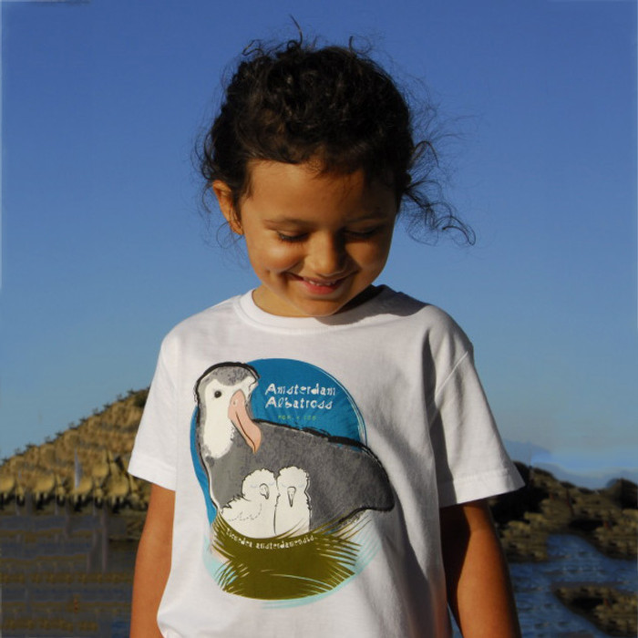 Amsterdam Albatress fair trade organic cotton tee