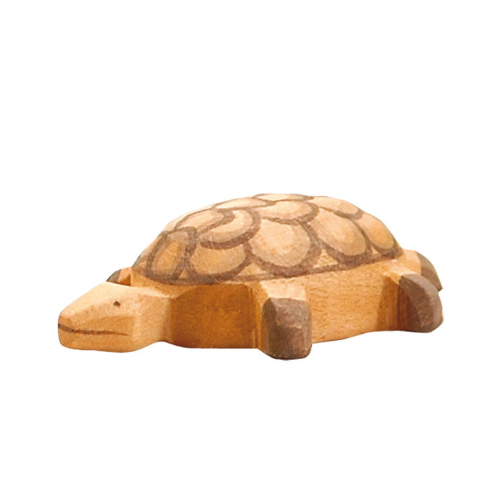 Ostheimer small turtle, #2085 old style discontinued.  2 cm high x 7 cm long.  Made in Germany.