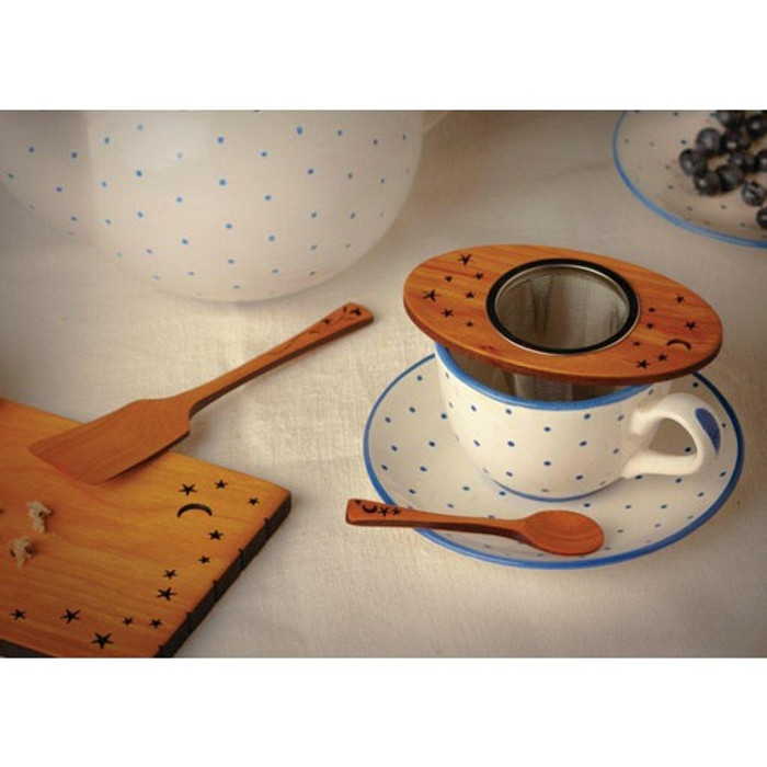 celestial tea nest strainer